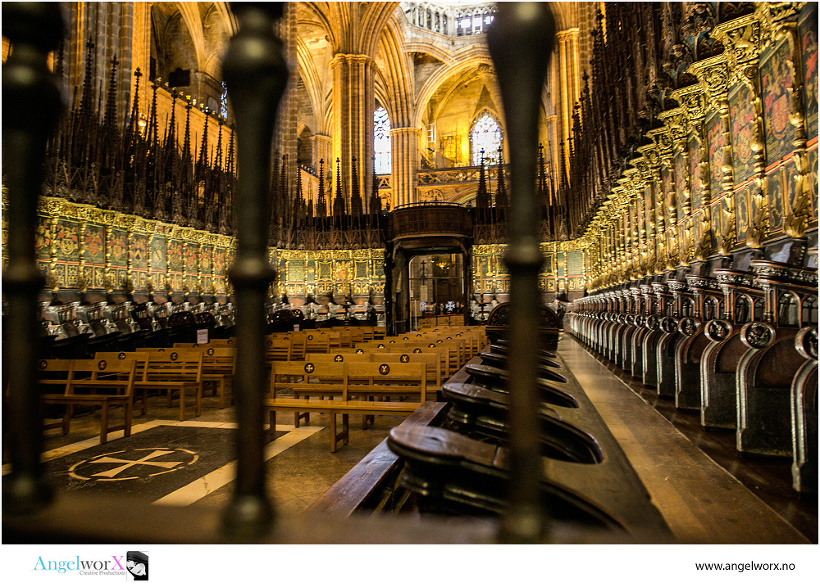 barcelona cathedral barri gothic